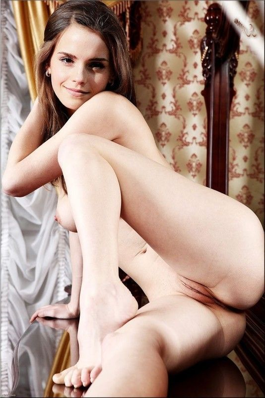 Are not Emma watson nue can believe